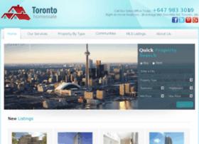 Torontohomes-forsale.ca