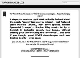torontojazzbuzz.com