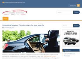 torontolimousine-services.com