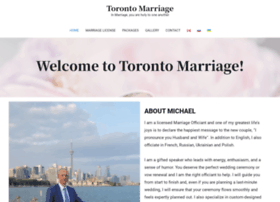 torontomarriage.ca