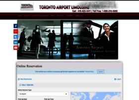 Torontosairportlimousine.ca