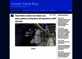 torontotransitblog.com