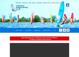 torontowindsurfingclub.com