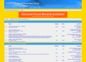 torquayfansforum.co.uk
