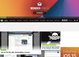 torrent.wonderhowto.com