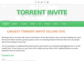 torrentinvitesell.com