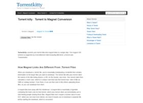 torrentkittytorrentkitty.com