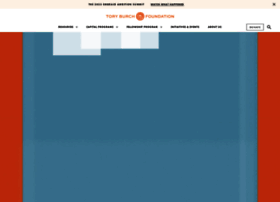 toryburchfoundation.org