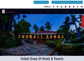 toshali-resorts.com