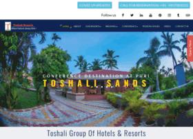 toshaliresort.com
