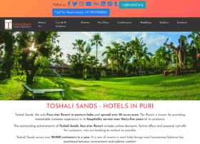 toshalisands.com