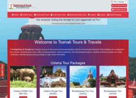 toshalitours.com
