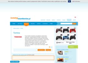 toshiba.katalog-monitorow.pl