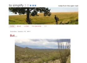 tosimplify.blogspot.com