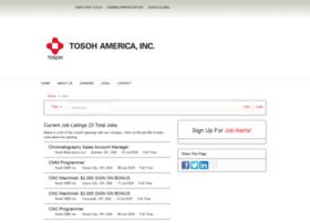 tosoh.iapplicants.com