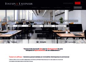 tostain-laffineur-immobilier.com