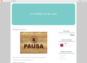 tostoescadecasa.blogspot.com.br