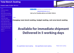 total-bench-seating.co.uk
