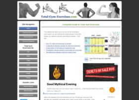 total-gym-exercises.com