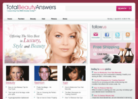 totalbeautyanswers.com