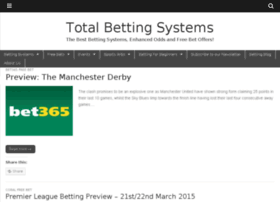 totalbettingsystems.com