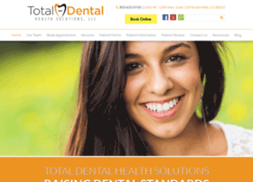 totaldentalhealthsolutions.com