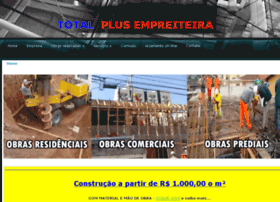 totalempreiteira.com