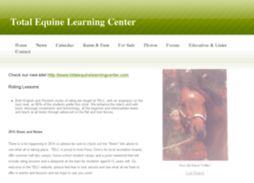 totalequinelearningcenter.synthasite.com