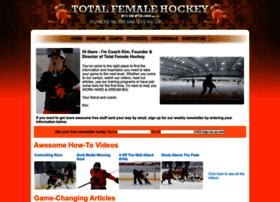 totalfemalehockeyclub.com