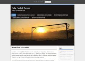 totalfootballforums.com