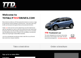 totallytestdrives.com