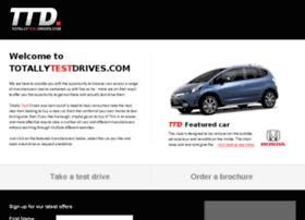 totallytestdrives.com