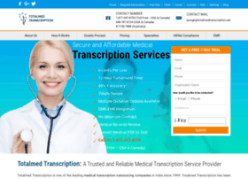 totalmedtranscription.net