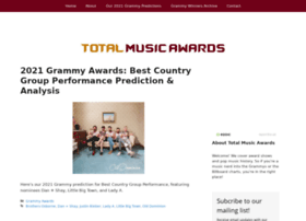 totalmusicawards.com
