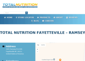 totalnutritionnorthcarolina.com