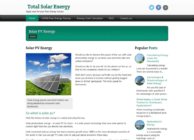 totalsolarenergy.co.uk