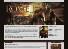 totalwarrome2cheats.com