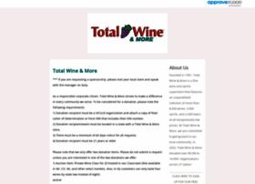 totalwine.requestitem.com