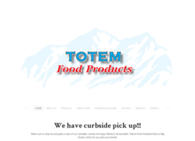 totemfoodproducts.com