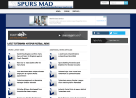 tottenhamhotspur-mad.co.uk