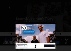 Tottenhamhotspur.com