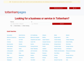 tottenhampages.co.uk
