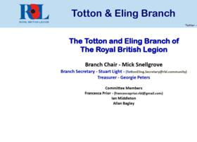 tottonelinglegion.org