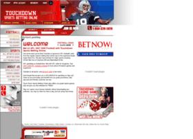 touchdownsportsbettingonline.com