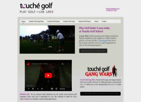 touchegolf.com