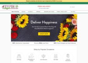 touchesofangelflower.com