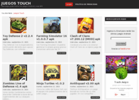 touchjuegos.com