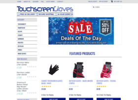touchscreengloves.co.uk