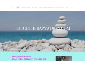 touchtherapyworks.com