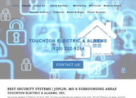 touchtonalarms.com
